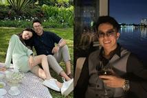 Sốc khi biết tuổi thật Matt Liu - đại gia Singapore đang yêu Hương Giang