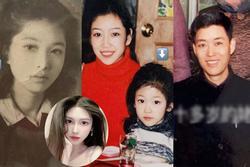 Xuất hiện gia đình cực phẩm, vẻ đẹp các thành viên từ già đến trẻ đều là 'của hiếm'