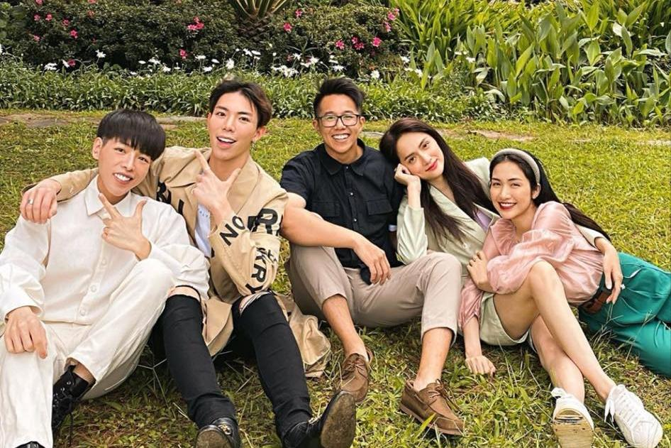 Sốc khi biết tuổi thật Matt Liu - đại gia Singapore đang yêu Hương Giang-4