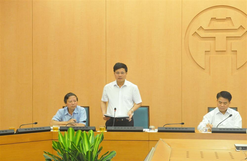 Chủ tịch Hà Nội: Cố gắng đến ngày 15/8 sẽ dập được dịch Covid-19-1