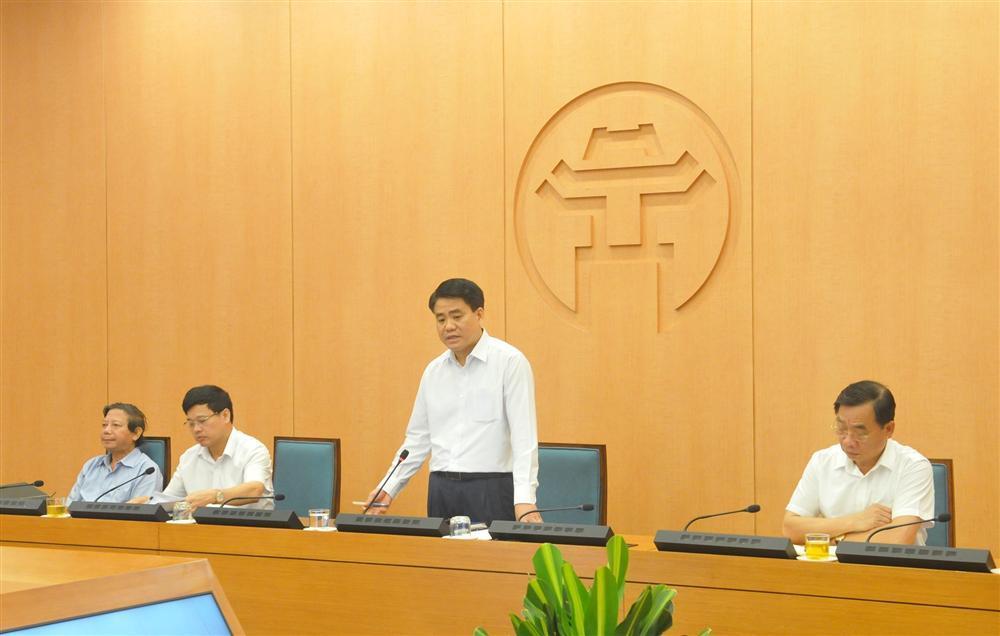 Chủ tịch Hà Nội: Cố gắng đến ngày 15/8 sẽ dập được dịch Covid-19-2