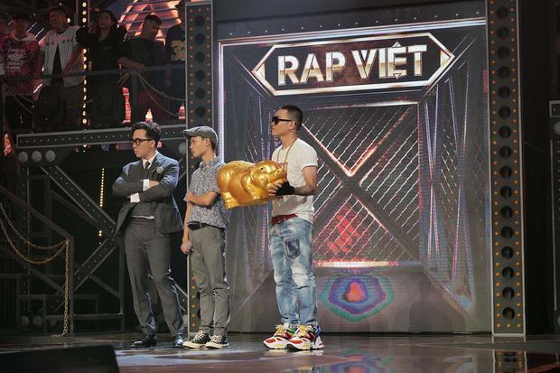 Vì sao Wowy trước sau bất nhất khi lựa chọn thí sinh Rap Việt?-4
