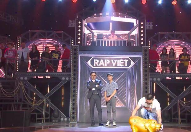 Vì sao Wowy trước sau bất nhất khi lựa chọn thí sinh Rap Việt?-5