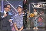 'Lão đại' Wowy gây tranh cãi tại Rap Việt khi khuyên thí sinh nên chọn Đại học thay vì Rap