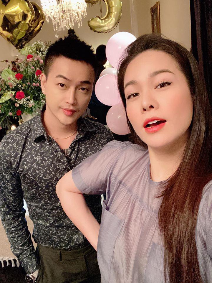 Hậu ồn ào tình ái, Nhật Kim Anh đăng khoảnh khắc thân thiết và tiết lộ tình trạng hiện tại với TiTi (HKT)-1