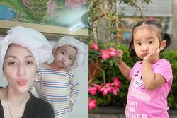 Con gái sinh non 1,9kg của Khánh Thi ngày càng ra dáng 'mợ chảnh'