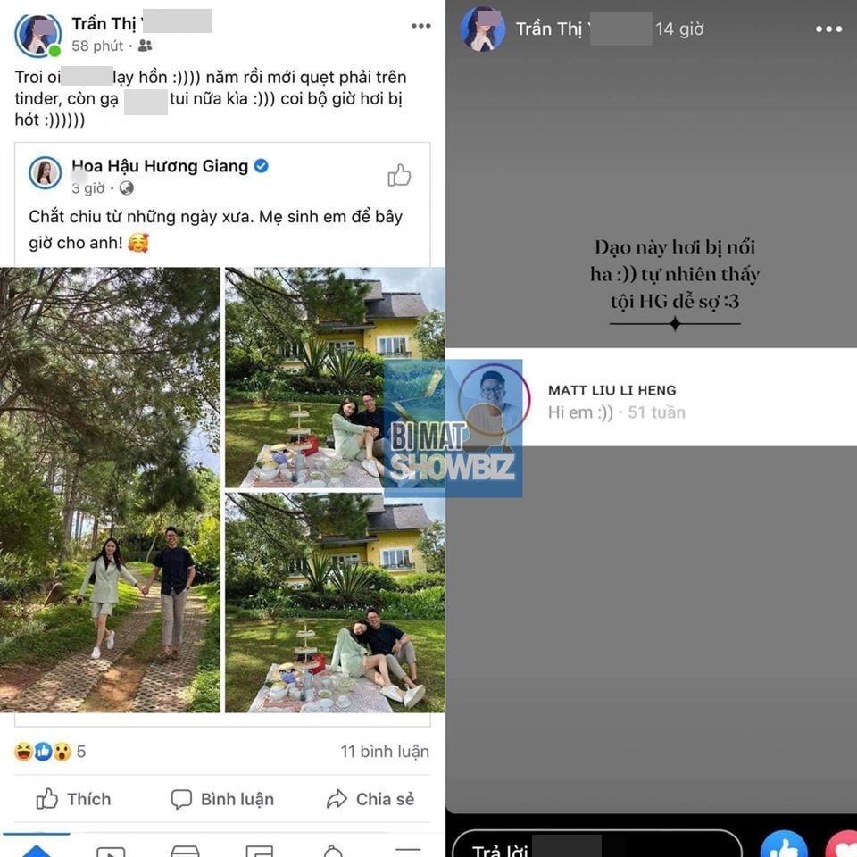 Bị Hương Giang chất vấn, đại gia Matt Liu nói rõ tin đồn gạ tình gái trẻ-2