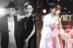 Tóc Tiên rùng mình khi nghe ông xã Touliver hát cùng Ricky Star trong 'Rap Việt'