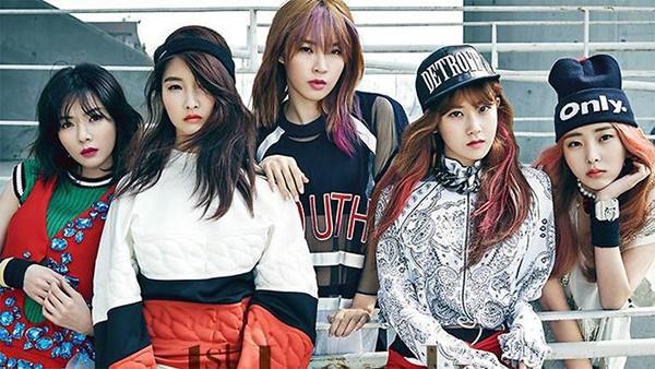 NUEST, MAMAMOO và những Idols K-Pop chưa từng bị ăn luật cấm hẹn hò-8