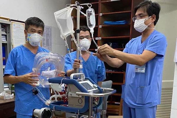 Ngày đầu tiên trong hơn 2 tuần qua, Việt Nam không có ca mắc mới Covid-19-1