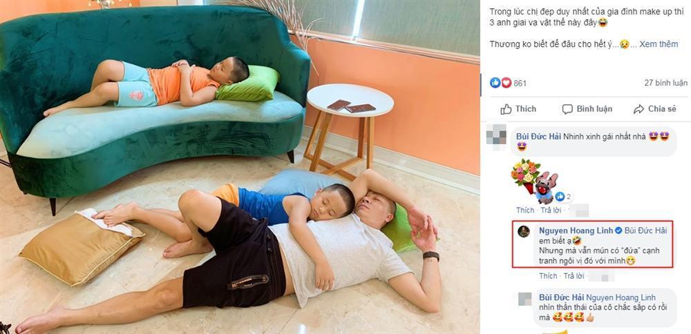 5 lần 7 lượt bị đồn có bầu, MC Hoàng Linh tiết lộ muốn sinh con gái cho chồng sau-3