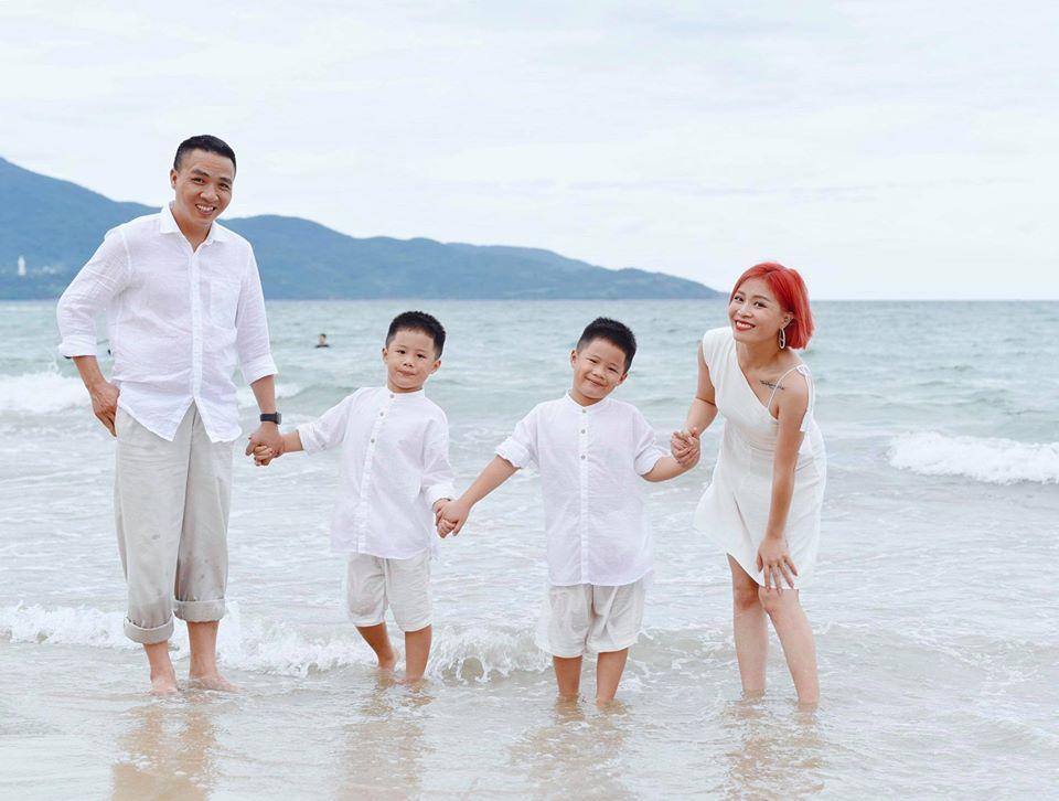 5 lần 7 lượt bị đồn có bầu, MC Hoàng Linh tiết lộ muốn sinh con gái cho chồng sau-1