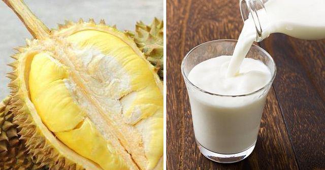 Nhồi máu cơ tim vì ăn sầu riêng và uống sữa: Những thực phẩm ăn với sầu riêng cực độc-1