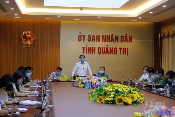 TP Đông Hà - Quảng Trị bắt đầu thực hiện giãn cách xã hội 15 ngày-1