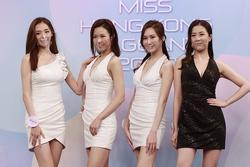 Top 18 Hoa hậu Hong Kong 2020 bị chê kém sắc và lắm thị phi