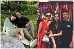 Mẹ Matt Liu cũng là 'yêu nữ hàng hiệu' chẳng thua kém Hương Giang