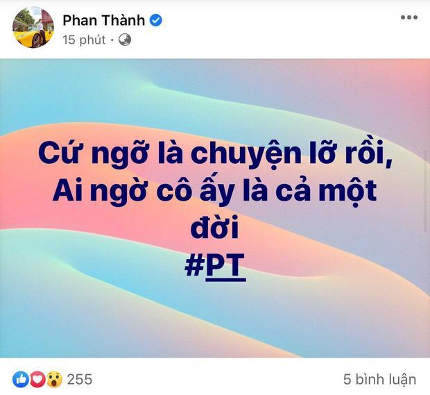 Midu, Phan Thành cùng đăng status hợp cả tình lẫn cảnh sau 6 năm tan vỡ-3