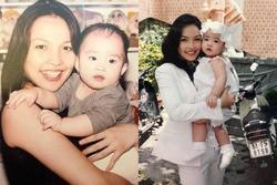 Hiền Thục nhớ lại quãng thời gian u tối khi trở thành mẹ đơn thân ở tuổi 21