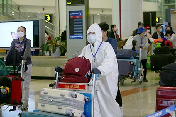 Nữ hành khách Hà Nội test dương tính Covid-19 khi đến sân bay Nhật Bản-1