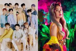 Hot K-Pop 10/8/2020: intro sân khấu live của TREASURE 'đụng hàng' Hoàng Thùy Linh