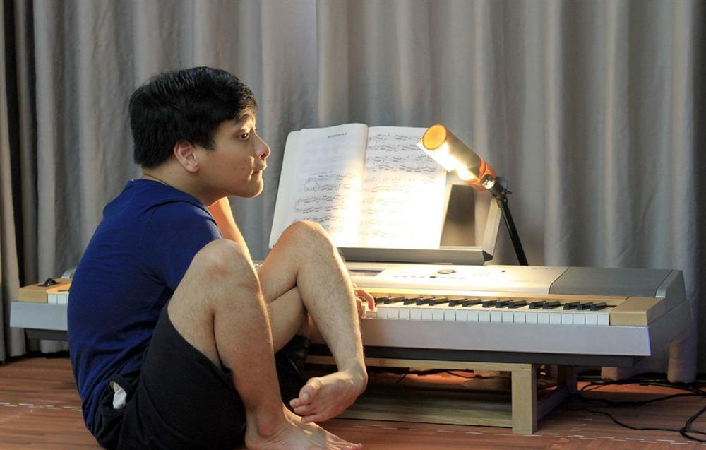 Nhạc sĩ bại não kết hôn với bạn gái ở Cao Bằng, cả hai sắp có con đầu lòng-3