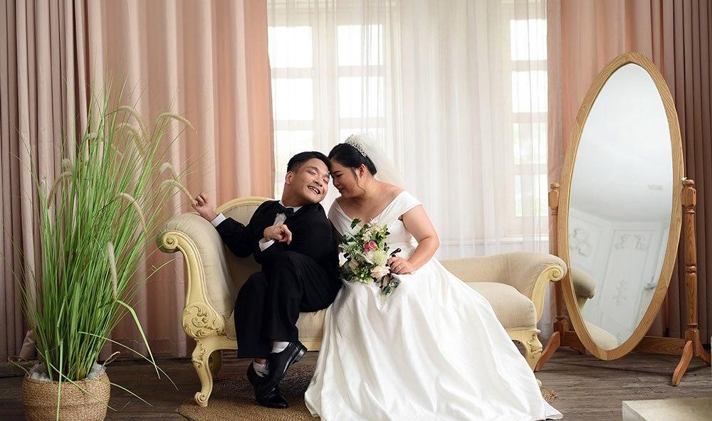 Nhạc sĩ bại não kết hôn với bạn gái ở Cao Bằng, cả hai sắp có con đầu lòng-5