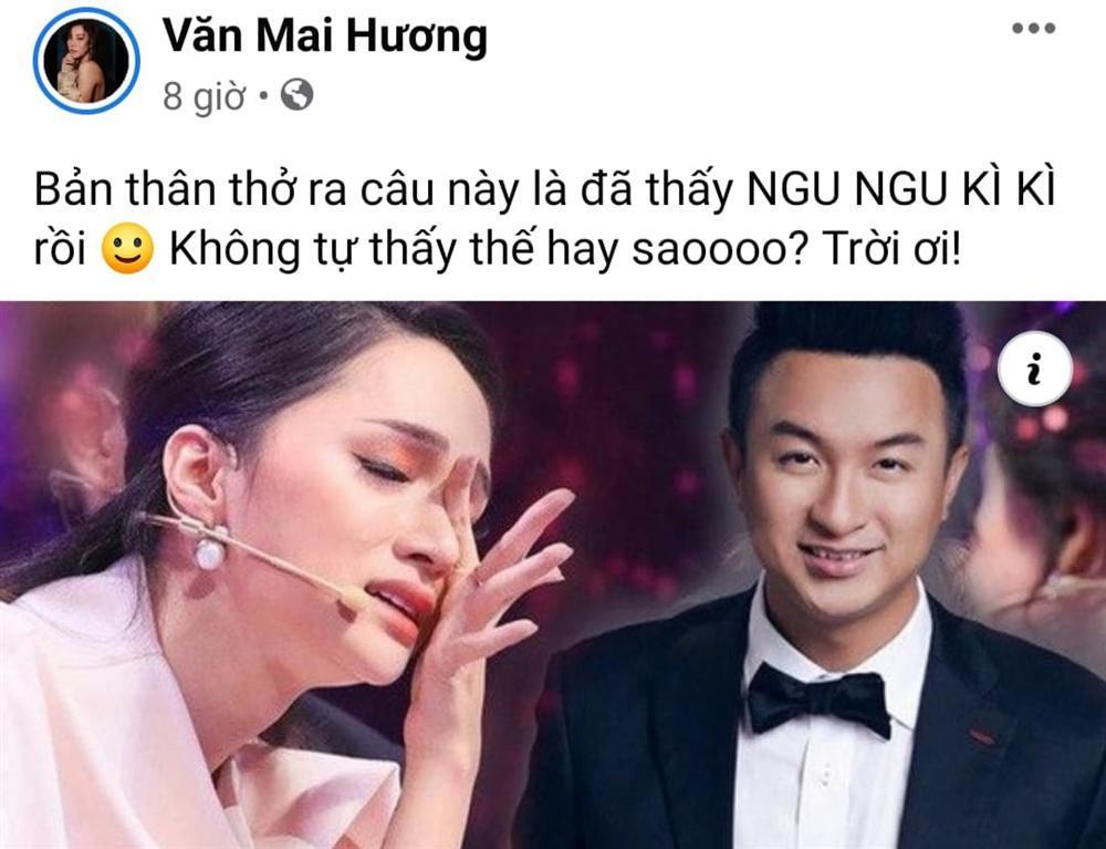 Dàn sao Việt và MXH dậy sóng khi Hương Giang bị gọi là không thuần chủng-7