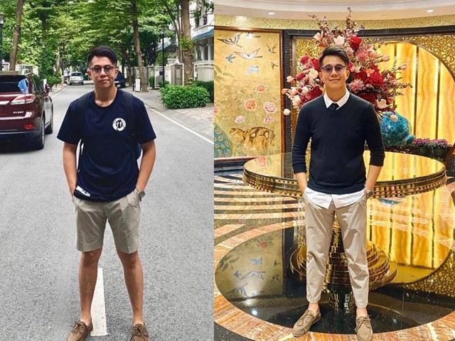 Bóc giá sơ sơ trang phục bạn trai Hương Giang: Đúng chuẩn tài phiệt thứ thiệt!-3