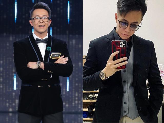 Bóc giá sơ sơ trang phục bạn trai Hương Giang: Đúng chuẩn tài phiệt thứ thiệt!-6