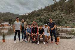 Hội bạn thân toàn cực phẩm của CEO Matt Liu - 'người ấy' của Hương Giang