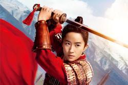 Poster 'Mộc Lan' của Lưu Diệc Phi bị người Trung Quốc mỉa mai