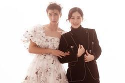 Bình An trở thành cô dâu xinh đẹp trong ảnh cưới với Bùi Phương Nga