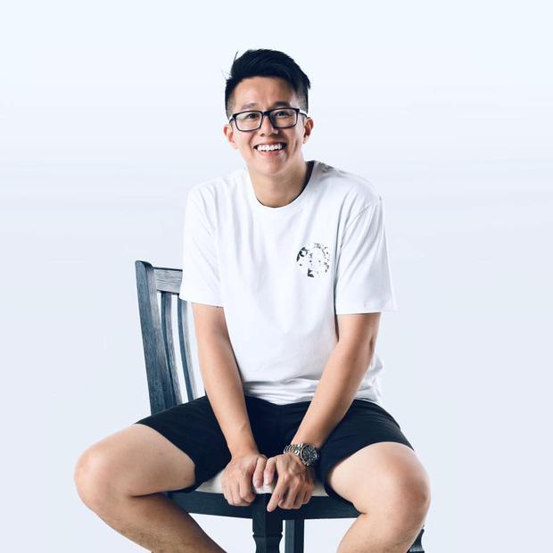 Matt Liu lộ ảnh quá khứ, hóa ra CEO dậy thì thành công hơn mong đợi-3