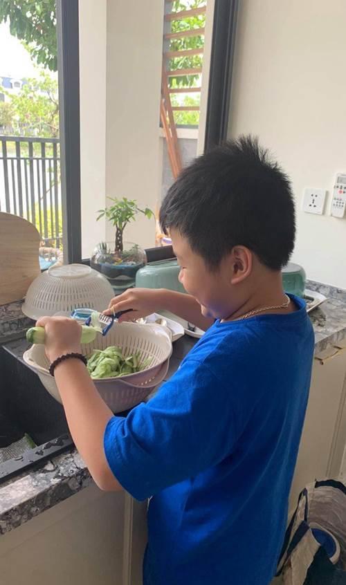 Bí mật lấy chồng lần 2, MC Thanh Vân Hugo khoe bữa cơm ngon mắt, đích thị là vợ đảm-5
