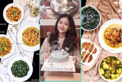 Loạt mâm cơm nhà chỉ mất 1 giờ hoàn thành nhưng 'có công mài đũa có ngày nên cơm ngon' của cô gái Hà Nội