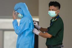 Thêm một ca nghi nhiễm Covid-19, Hà Nội phát thông báo khẩn trong đêm