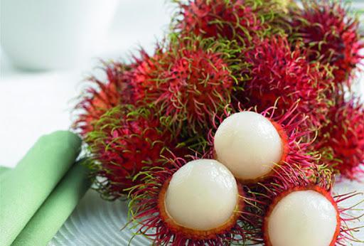 Ra chợ mua chôm chôm chớ bỏ qua các đặc điểm này để chọn được trái ngon-1