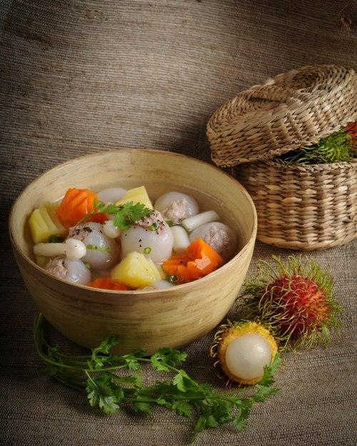 Ra chợ mua chôm chôm chớ bỏ qua các đặc điểm này để chọn được trái ngon-4