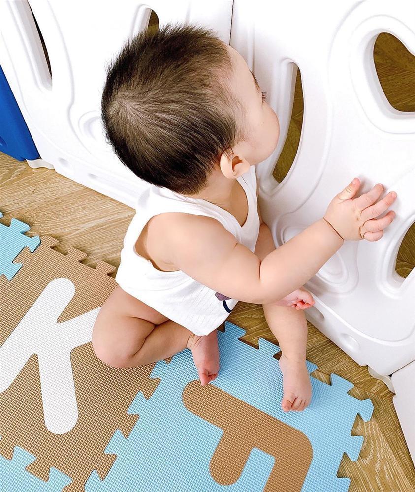 Nỗi lòng mẹ bỉm sữa Lan Khuê khi quý tử sắp tròn 1 tuổi-5