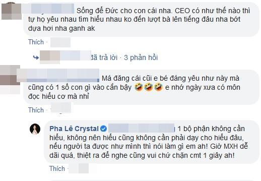 Pha Lê bị mắng bú fame Hương Giang - Matt Liu: Cô ấy còn cảm ơn tôi kìa-4