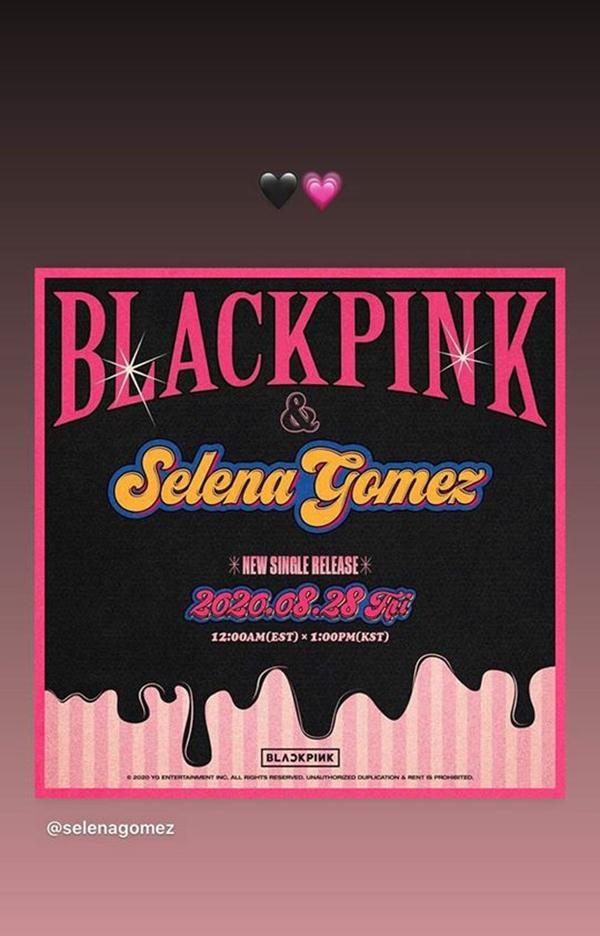 BLACKPINK chốt sổ Selena Gomez, đỉnh cao nào cho sự kết hợp giữa 2 ngôi sao?-4