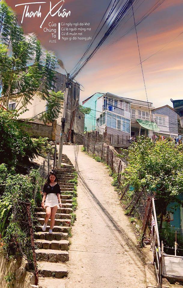 Định vị con dốc Đà Lạt tình hơn cả phim Hàn Quốc, vỏn vẹn 480m mà sống ảo cháy máy-7