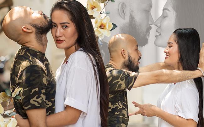 Cảnh nóng phim Việt: Diễn cảnh yêu trước mặt chồng, được đạo diễn thị phạm nhiệt tình-2