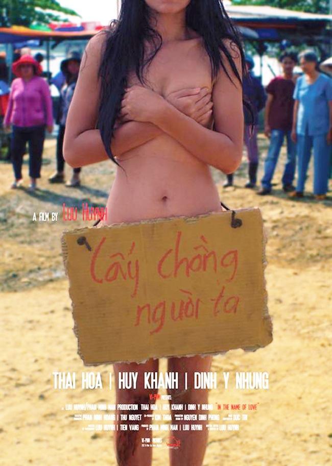 Cảnh nóng phim Việt: Diễn cảnh yêu trước mặt chồng, được đạo diễn thị phạm nhiệt tình-6