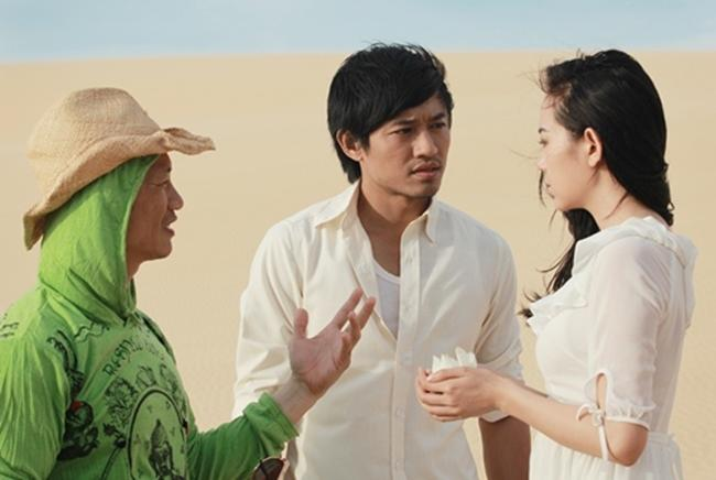 Cảnh nóng phim Việt: Diễn cảnh yêu trước mặt chồng, được đạo diễn thị phạm nhiệt tình-15
