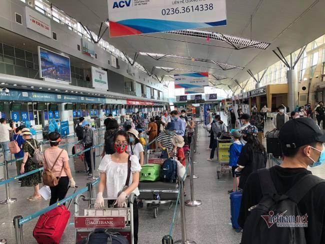 Du khách Đà Nẵng về nhà sau những ngày mắc kẹt: Hết dịch, tôi sẽ quay lại-9