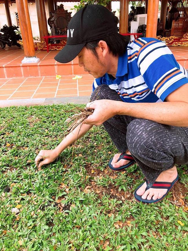 Đệ nhất danh hài Hoài Linh chứng minh bản thân là nông dân chính hiệu-6