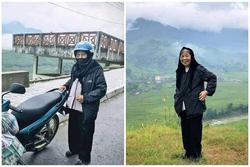 Cô cháu gái kể về bà nội 90 tuổi được giới trẻ ngưỡng mộ nhất hôm nay khi ngồi xe máy phượt hơn 200km lên Sapa