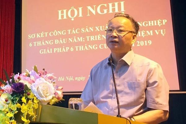 Ông Nguyễn Văn Sửu thay ông Nguyễn Đức Chung điều hành UBND TP Hà Nội-2