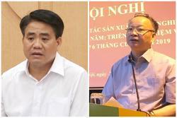 Ông Nguyễn Văn Sửu thay ông Nguyễn Đức Chung điều hành UBND TP Hà Nội